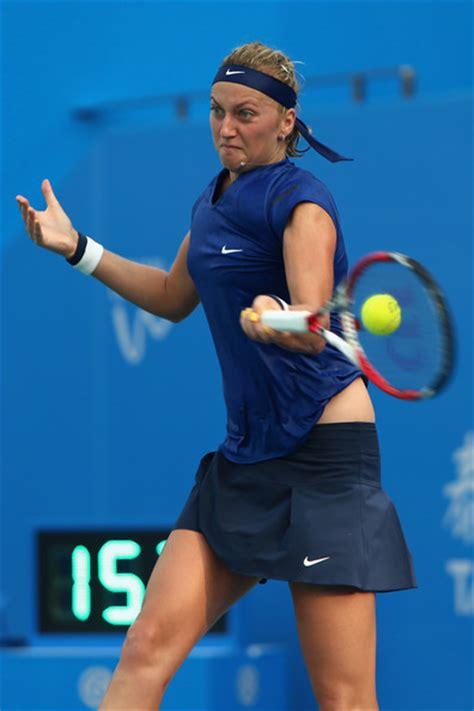 Petras Lopsided by Wta Wrap Up 9 28 2014 Kvitova Wins 2014 Dongfeng