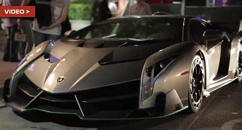 Lamborghini Veneno Owners Carscoops Lamborghini Veneno