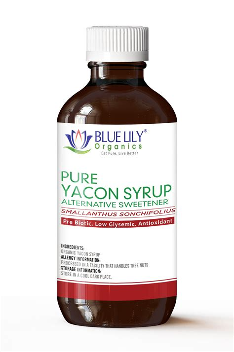 just like sugar table top where to buy amazon com yacon syrup gold all sweetener