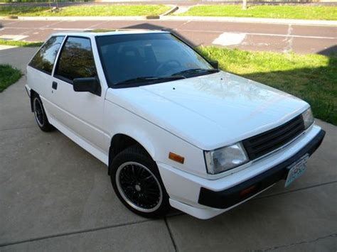 mitsubishi mirage 1988 purchase used 1988 mitsubishi mirage turbo colt turbo in