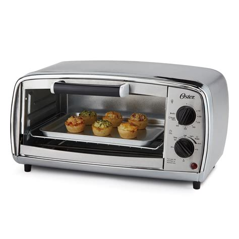 Best Deals On Toaster Ovens Oster Tssttvvgs1 4 Slice Toaster Oven