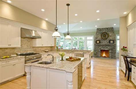 bianco romano granite kitchen contemporary with kitchen