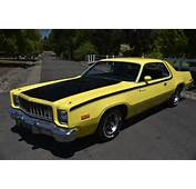 1975 Plymouth Road Runner  Bring A Trailer