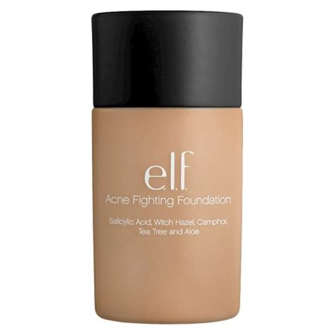 E L F Acne Fighting Foundation e l f acne fighting foundation 1 21 fl oz target