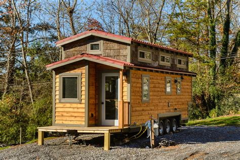 Micro Houses Plans by The Mh 240 Sq Ft Thow Another Beauty From Wishbone Tiny