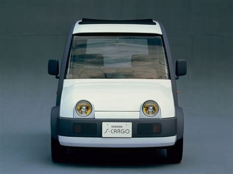 nissan s cargo nissan s cargo concept 1987 old concept cars