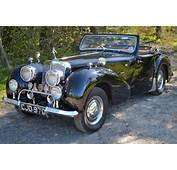 1949 Triumph 2000 Roadster  Now Sold Vintage And