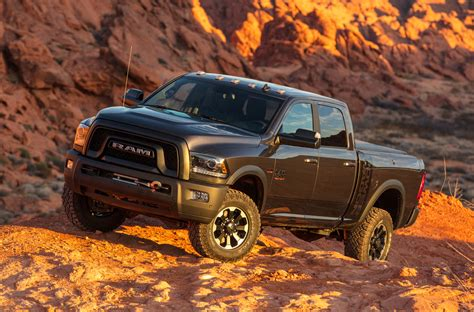 Ram Power detailed look 2017 ram power wagon testdriven tv
