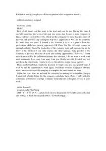 Resignation Letter Template Uk by Resignation Letter Template Uk