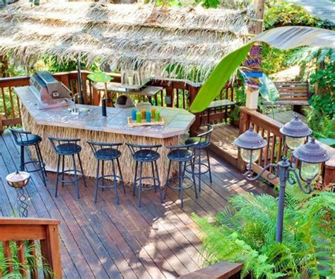 garden retreats ideas landscaping 15 ideas for tropical retreat in your garden