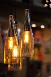 bottle lights 20 creative diy wine bottle ideas home design and interior