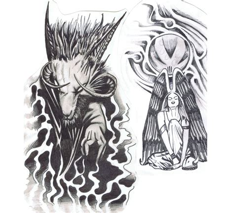amazing tattoo designs drawings drawings designs by sixisdesignuk on deviantart