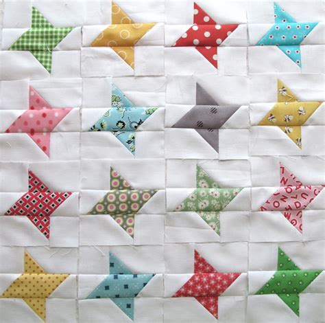 Everyday Celebrations Simple Patchwork Pillows Free Pattern - twinkle twinkle scrappy favequilts