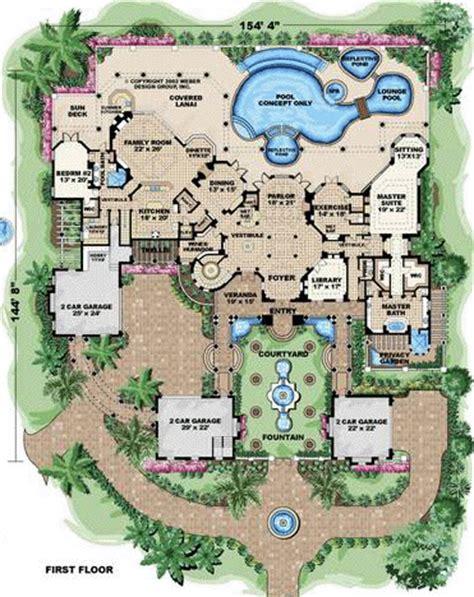 florida style house plan    bed  bath