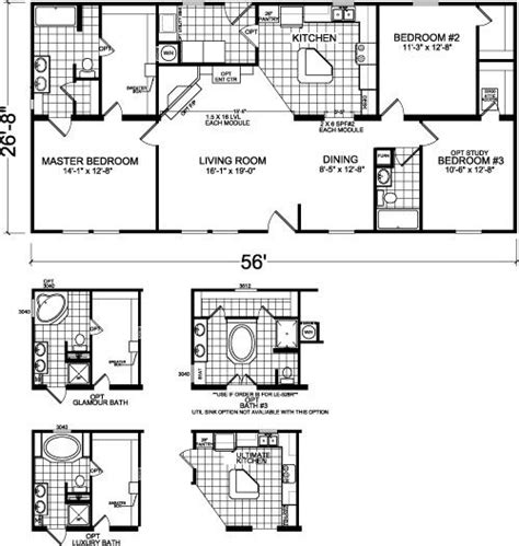 modular homes nc floor plans top 25 ideas about mobile homes on pinterest north