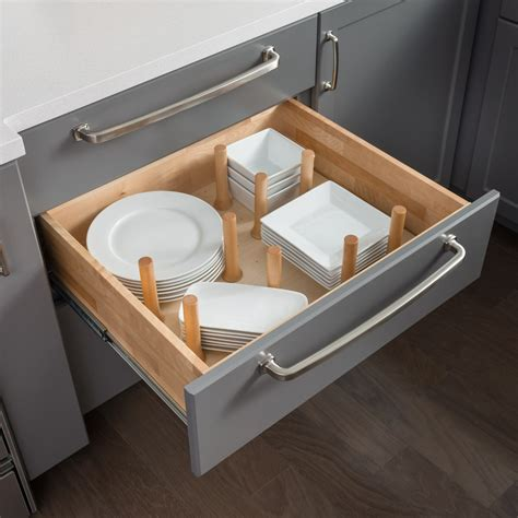 peg board insert drawer organizer all cabinet parts