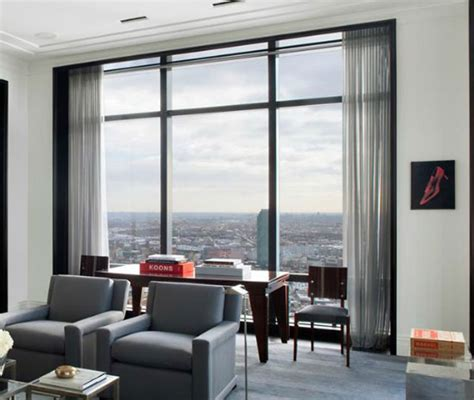Trump Tower Apartments | striking penthouse adorning the 77th floor of the trump
