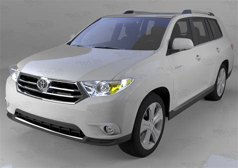 2008 Toyota Highlander Specs 2008 Toyota Highlander Ii Pictures Information And