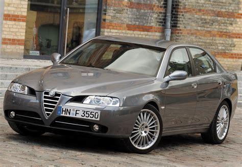 alfa romeo sedans alfa romeo 166 sedan 2003 2007 reviews technical data