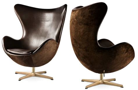 fritz hansen egg chair history 50 years of the egg chair notcot