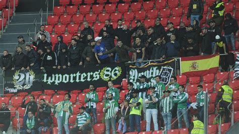 laliga denuncia los incidentes del athletic betis