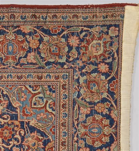 area rugs knoxville tn lot 250 kashan area rug early 20th c