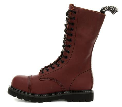 grinders herald mens safety steel toe cap boots r ebay
