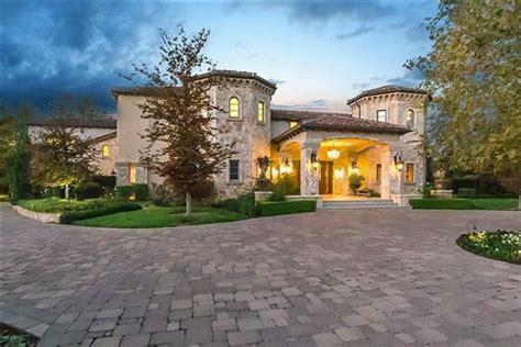 luxury homes for sale in calabasas ca a truly custom designed estate in calabasas california