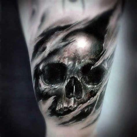 50 ripped skin tattoo designs 50 ripped skin tattoo designs for men manly torn flesh
