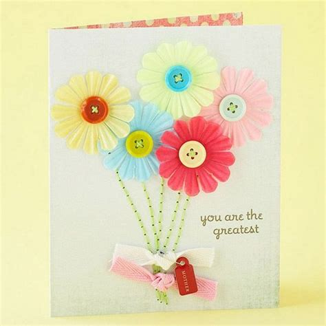 best mothers day cards 45 diy mother s day cards to show your love pink lover