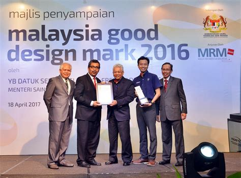 design competition malaysia 2017 perdana malaysia good design mark 2017 c geartinggi com
