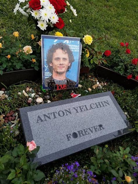 anton yelchin jim lake anton yelchin graves of the famous pinterest star