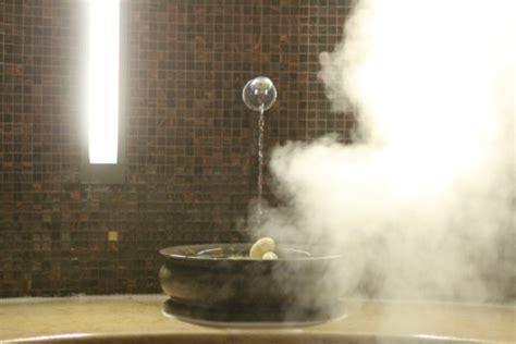 doccia vapore bagno di vapore spa wellness