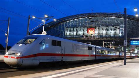 deutsche bagn deutsche bahn trains germany travel info rail