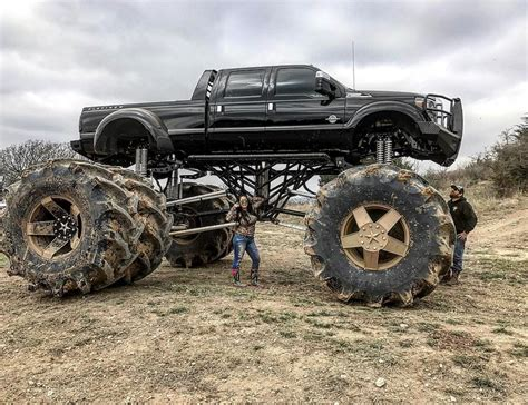 what time does the monster truck show end the world s largest dually truck the drive