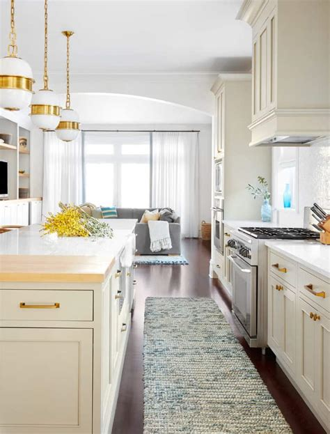 bright and airy kitchen in chicago open concept single