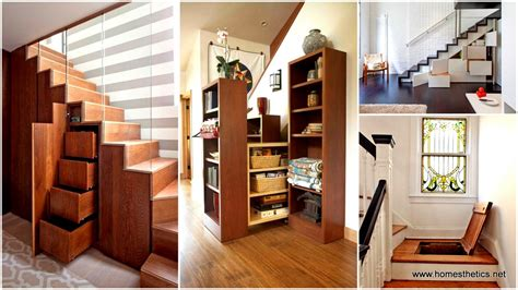 Small Space Living Ideas by 16 Smart And Functional Hidden Storage Design Ideas For