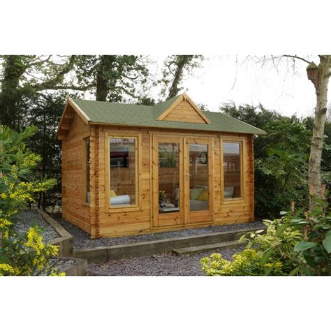 Where To Buy Log Cabins by Buy Forest Alderley Wooden Log Cabin 14 X 10ft At Argos Co Uk Your Shop For Log