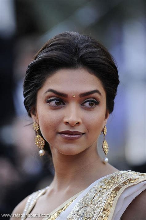indian queen hairstyles bollywood spicy hot indian actress deepika padukone at