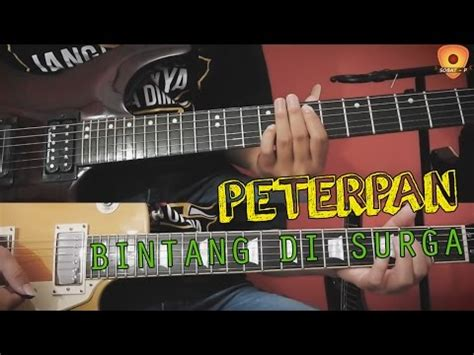 tutorial gitar noah peterpan feat chrisye menunggumu acoustic guitar cover
