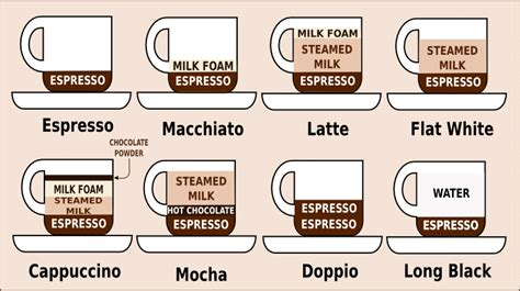 Unique Espresso Cups How Is Coffee In Australia Different Sydney Moving Guide