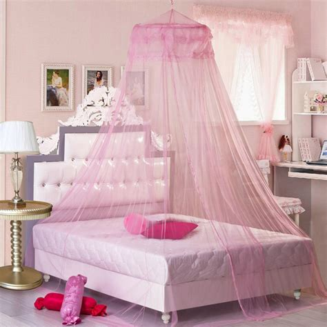 decke 140x200 lace hanging bedding mosquito net dome princess