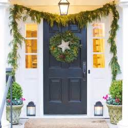 How To Decorate Front Door Door Decorating Ideas For Every House