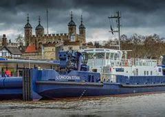 thames clipper extension 163 7 million river maintenance vessel ready for a busier thames