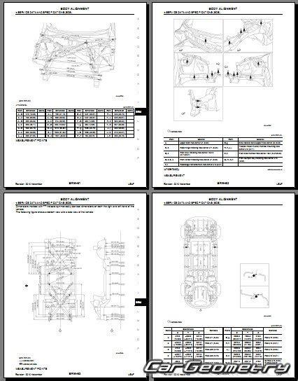 service manuals schematics 2011 nissan leaf electronic throttle control геометрические размеры кузова nissan leaf ze0 2011 2016 body repair manual