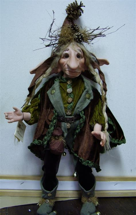 Handmade Fairies For Sale - doll gnome glosh porcelain fairies elves for sale avalon