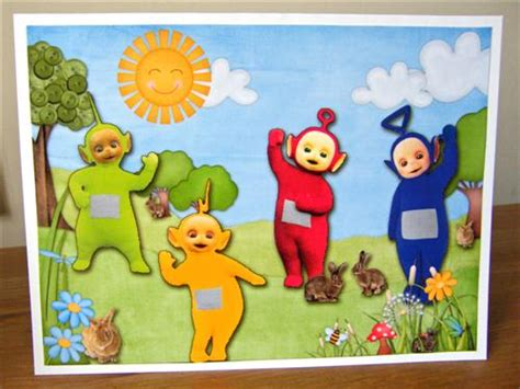 teletubbies cards pin details about teletubbies day vhs pbs