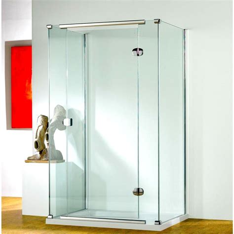 Hinged Shower Doors Kudos Infinite Hinged Shower Door Uk Bathrooms