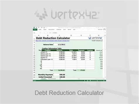 Debt Payoff Calculator Spreadsheet by 17 Best Ideas About Debt Snowball Spreadsheet On