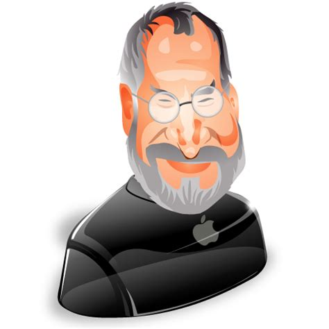 steve jobs icon free icons download